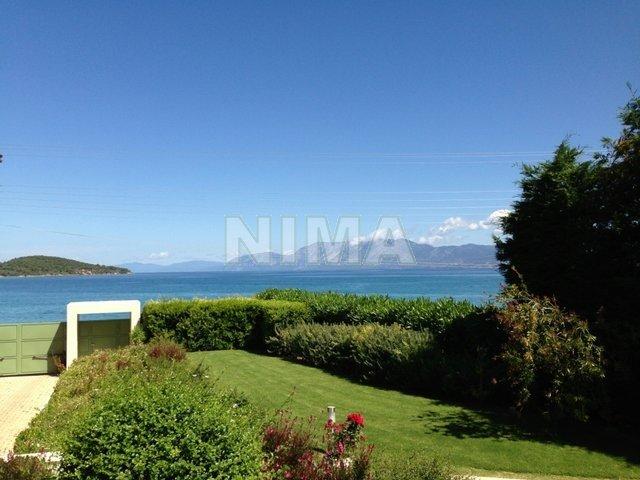 Продажа недвижимости остров Халкида